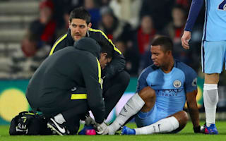 Jesus injury hands Aguero chance to shine in Bournemouth v Manchester City
