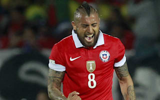 Mexico v Chile: Vidal set for return