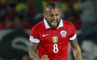 Mexico v Chile: Vidal set for return