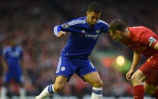 Hiddink hails Hazard after Anfield display