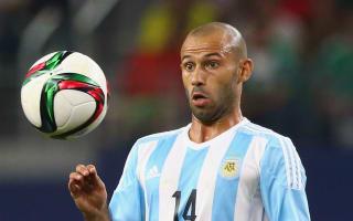 Mascherano denies overbearing Argentina influence