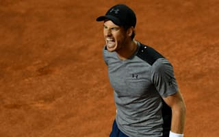Inspired Fognini a cut above Murray in Rome