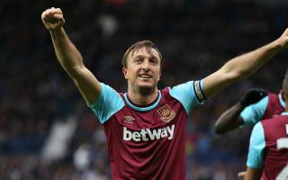 West Ham can challenge Premier League's big boys - Noble