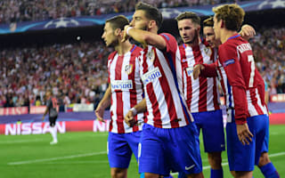 Atletico Madrid 1 Bayern Munich 0: Carrasco gives Ancelotti first taste of defeat