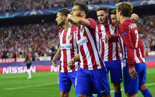 Atletico Madrid 1 Bayern Munich 0: Carrasco gives Ancelotti first taste of defeat