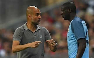 No problems between Toure and Guardiola, insists agent