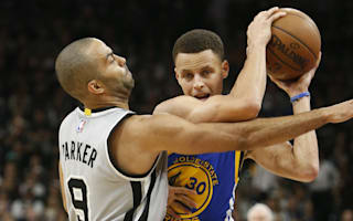 Spurs trump Warriors to stay perfect at home, Cavs fall to Heat