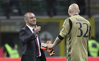 Brocchi insists Coppa Italia final will not decide Milan future