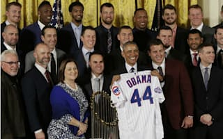 Cubs White House visit first championship celebration attended by first lady