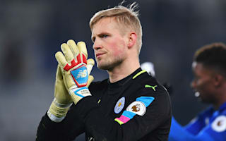 Schmeichel bemoans 'embarrassing' Leicester campaign