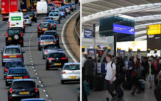 Airport strikes, rail disruption and roadworks: the great Easter getaway