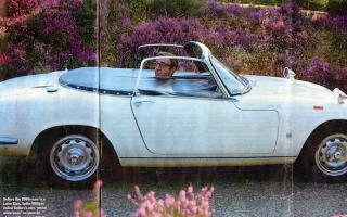 Peter Sellers' Lotus Elan heads to auction