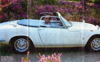 Peter Sellers' Lotus Elan heads to auction