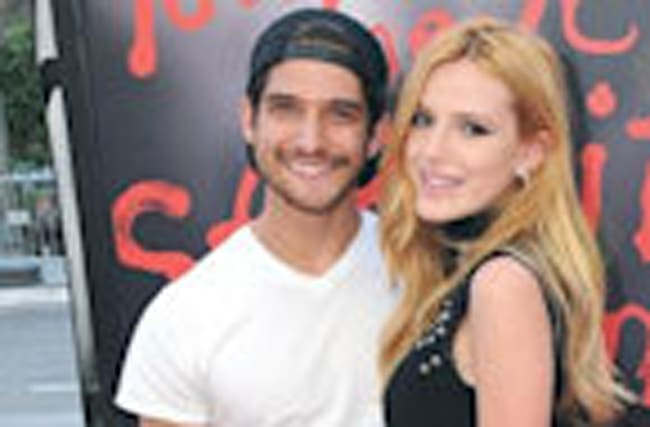 Bella Thorne & Tyler Posey Tweet Their Love