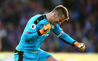 Heaton 'more than happy' to stay at Burnley and targeting more England caps