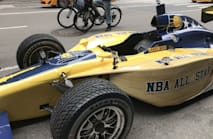 Larry Bird drives IndyCar to deliver Indiana Pacers' All-Star Game bid