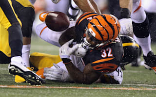 Hill takes blame for Bengals loss