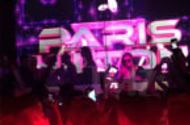 Paris Hilton -- Party Foul! Who Dumped Their Vodka on My DJ Gear??