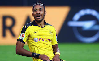 Dortmund offer Aubameyang injury update
