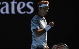 Federer sets up Berdych blockbuster in Melbourne