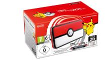 Nintendo presenta una nueva 2DS XL inspirada en las Poké Balls