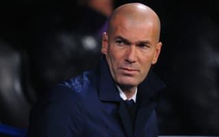 LaLiga teams raise their game against Real Madrid, claims Zidane