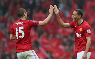 Ferdinand welcomes Mourinho to Manchester United