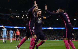 Luis Enrique declares City start 'Barcelona's best football in my era'