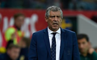 Portugal's determination key to victory over Latvia, claims Santos