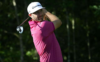 Dustin Johnson makes solid start on return from injury