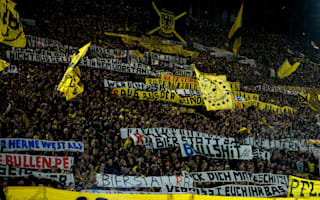 Dortmund stand closure convenient for Wolfsburg - Ismael