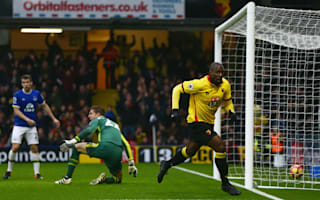 Deeney: More to come from two-goal Okaka