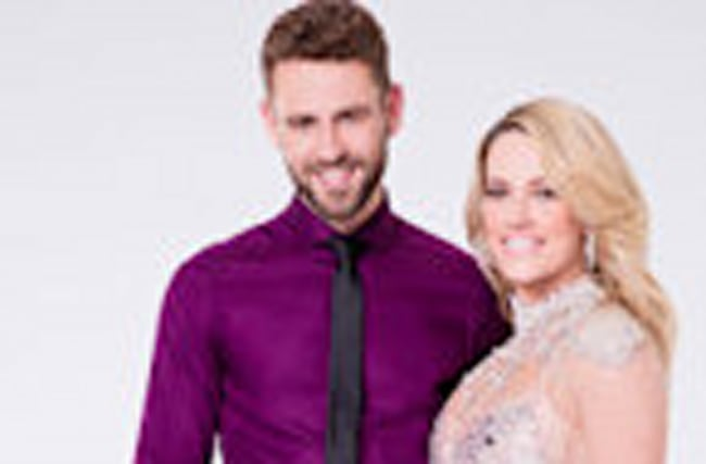 EXCLUSIVE: Nick Viall Admits He Let Peta Murgatroyd Down During Week 2 of 'DWTS'