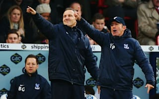 West Brom v Crystal Palace: Upbeat Palace ready for Pulis reunion