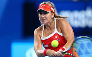 Bencic's Twitter 'blew up' following Serena draw