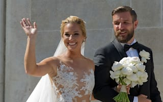 Cibulkova ties the knot after Wimbledon worry