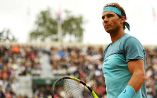 Nadal breezes past Groth