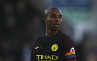 Fernandinho salutes City's champion spirit at Burnley