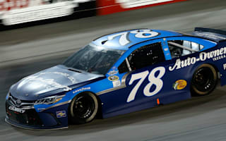 Truex Jr. races to victory at Darlington Raceway