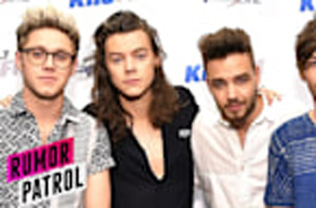 One Direction Confirms REUNION Tour? (RUMOR PATROL)