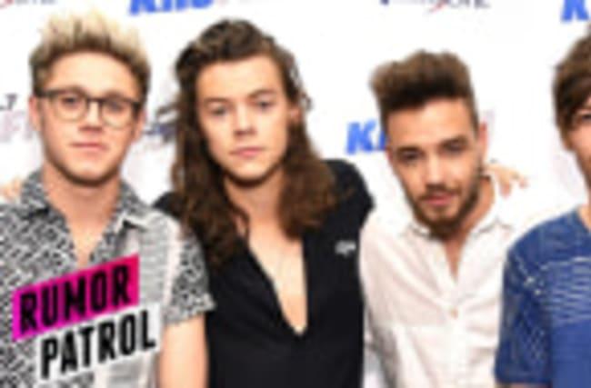 One Direction Confirms REUNION Tour? (RUMOR PATROL)