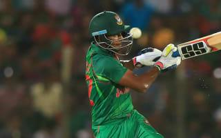 Shafiul rested as Bangladesh name debutants for second Test