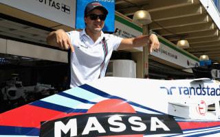 Martini gesture stirs Massa ahead of emotional send off
