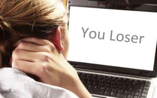 Arrest warning for internet trolls