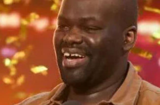 Golden moment for Britain's Got Talent comic Daliso Chaponda