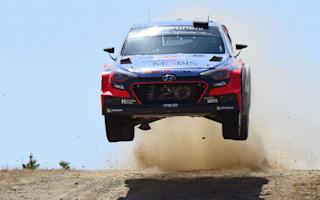 Neuville extends Rally Italy lead
