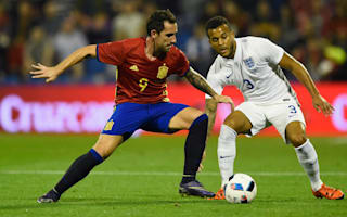 Bertrand out of England squad for Germany clash