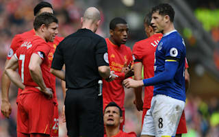 Liverpool wanted eight red cards! - Koeman explains derby anger