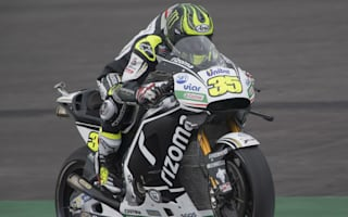 Pole for Crutchlow at rainy Silverstone
