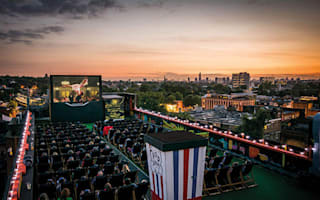 Britain's best outdoor cinemas 2015